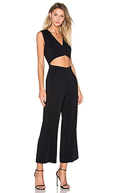 Edwards Jumpsuit in Black
