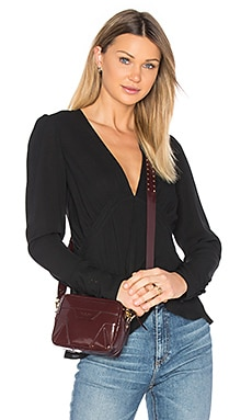 Loren Top in Black
