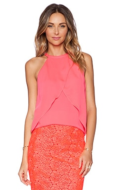 A.L.C. Iggy Top in Neon Pink