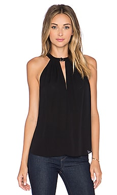 A.L.C. Chapman Top in Black
