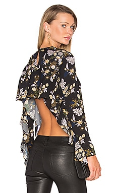 Cooper Top in Black Multi