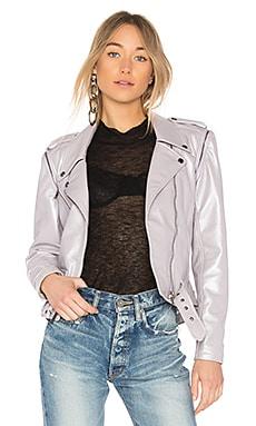 Куртка со съемными рукавами classic moto - ALYSON EASTMAN