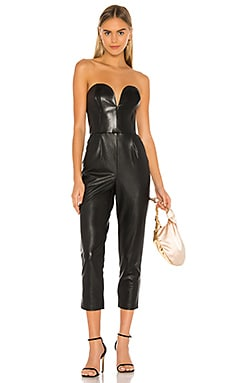 Cherri Jumpsuit Amanda Uprichard $260 NEW ARRIVAL