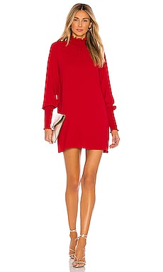 ROBE COURTE NOEMI Amanda Uprichard $194 BEST SELLER