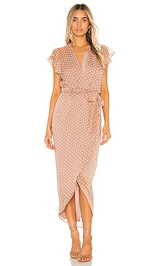 X REVOLVE Martinique Dress Amanda Uprichard $246 NEW ARRIVAL