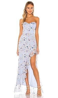 Eden Gown Amanda Uprichard $219