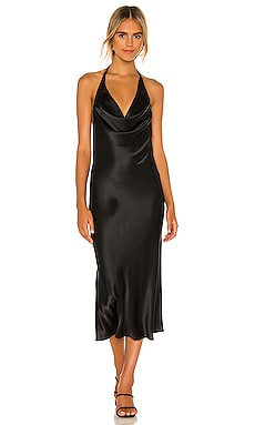 X REVOLVE Emmaline Midi Slip Dress Amanda Uprichard $194
