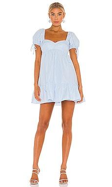 Sicily Mini Dress Amanda Uprichard $238 BEST SELLER