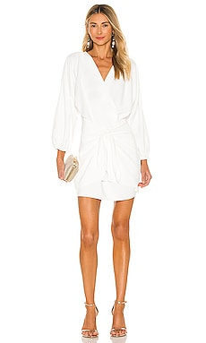 ROBE COURTE CALABRA Amanda Uprichard $229 BEST SELLER