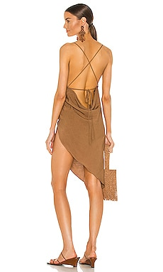 X REVOLVE Janet Dress Amanda Uprichard $202 NEW