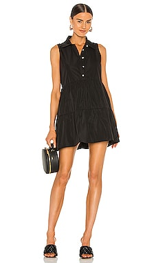 Sleeveless Pierre Dress Amanda Uprichard $229 NEW