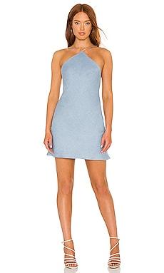 X REVOLVE Claudia X Back Chain Dress Amanda Uprichard $172