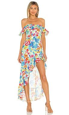 Cozumel Dress Amanda Uprichard $295 NEW