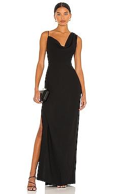 X REVOLVE Arial Gown Amanda Uprichard $268 NEW