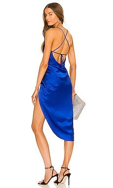 X REVOLVE Jasalina Dress Amanda Uprichard $290 NEW