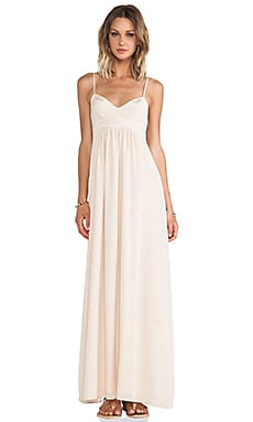 Amanda Uprichard Maxi Gown in Desert