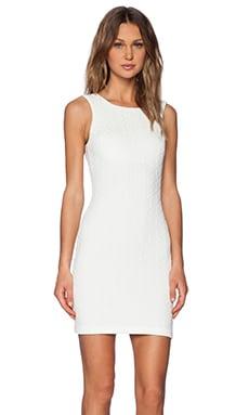 Amanda Uprichard Sheath Dress in White