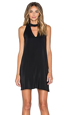 Amanda Uprichard Cassia Dress in Black