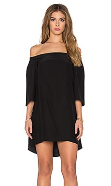 Amanda Uprichard Nirvana Dress in Black