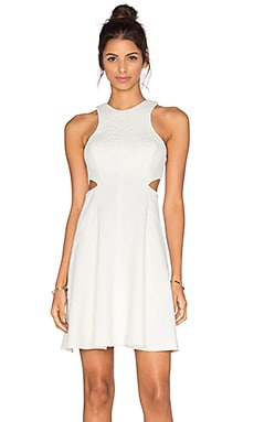 Juliet Dress in Ivory