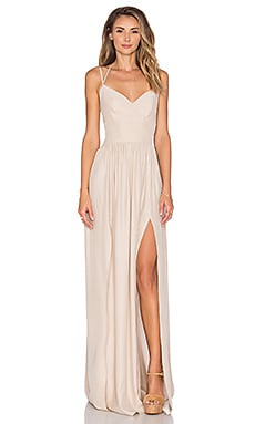 Rio Maxi Dress in Desert
