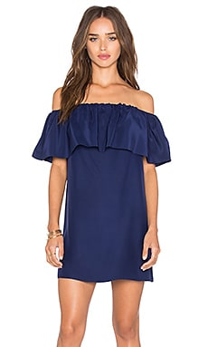 Kiara Dress in Navy