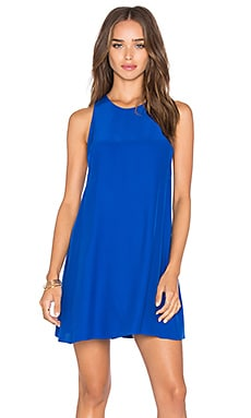 Sleeveless Winthrop Dress in Royal