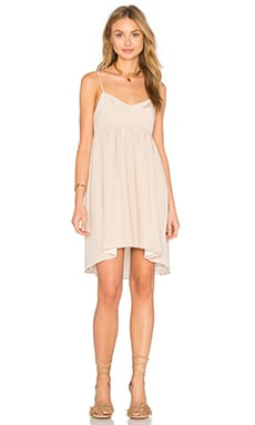 Rachel Dress in Bone