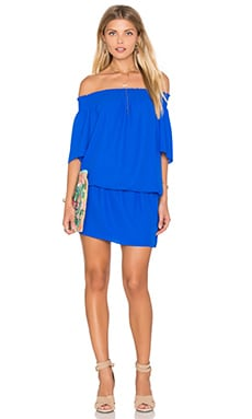 Amanda Uprichard Cleo Dress in Cobalt