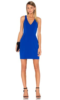 Santiago Dress in Royal