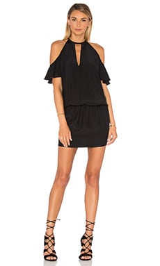 Amanda Uprichard Celia Dress in Black