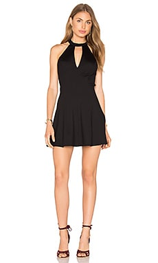 X REVOLVE Jo Dress in Black