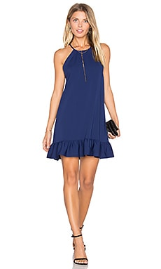 Shalyn Dress in Navy