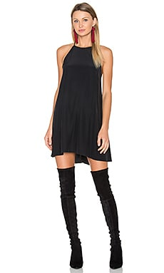 Trace Dress in Black