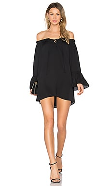 Saratoga Dress in Black