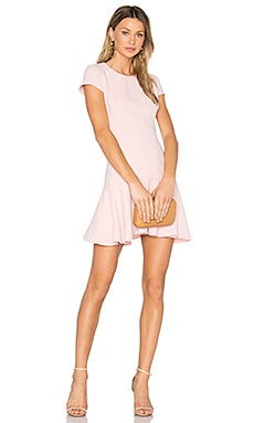 Hudson Dress in Dusty Rose