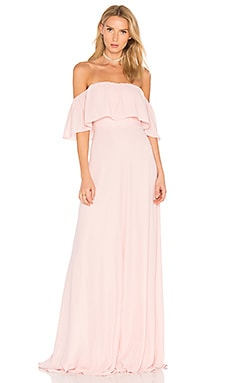 Delilah Maxi in Dusty Rose