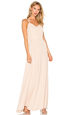 Mallorie Maxi Dress in Bisque