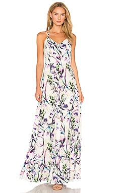 Mallorie Maxi Dress in Orchid