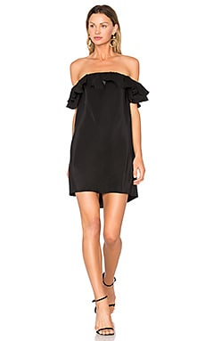 Ethan Dress in Black