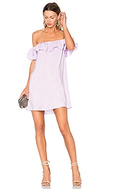 Ethan Dress in Lavender