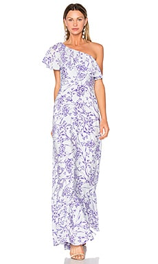 Sedona Maxi Dress in Wisteria