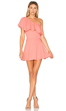 Sedona Dress in Neon Ballet
