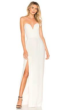 Купить Вечернее платье cherri - Amanda Uprichard, Белый, США, Ivory
