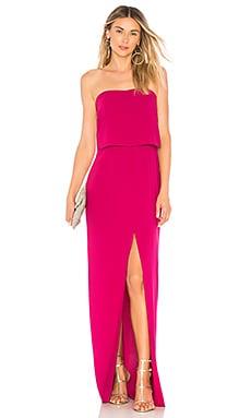 Купить Вечернее платье verona - Amanda Uprichard розового цвета
