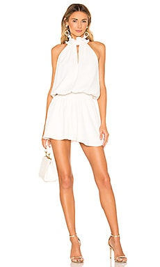 ROBE COURTE KIMMIE Amanda Uprichard $207 BEST SELLER