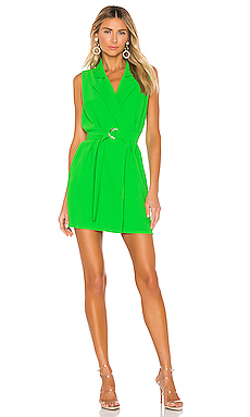 Wintour Wrap Dress Amanda Uprichard $202