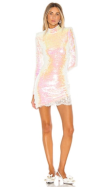 x REVOLVE Devyn Sequin Mini Dress Amanda Uprichard $170