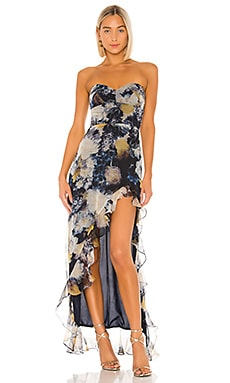 Eden Gown Amanda Uprichard $295