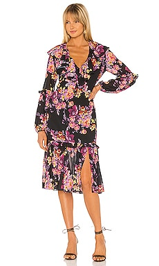 Talulah Midi Dress Amanda Uprichard $177